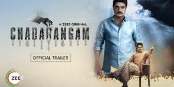 Chadarangam Trailer | A ZEE5 Original
