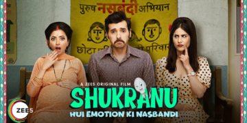 Shukranu Trailer | A ZEE5 Original