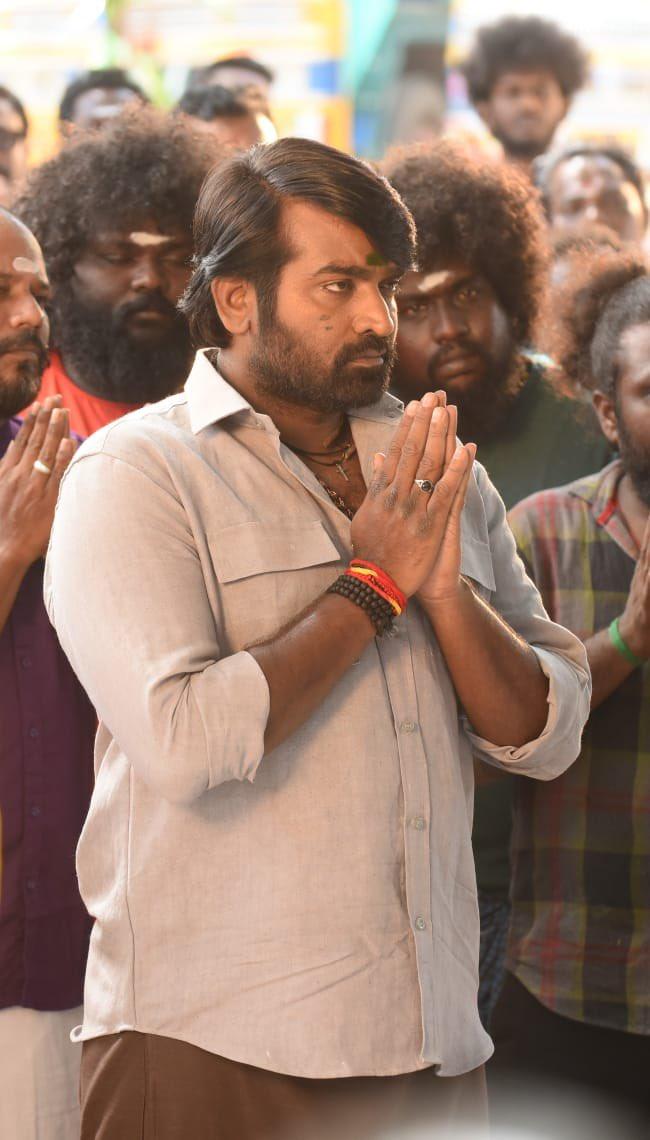 Vijay Sethupathi Latest Look From Master Movie | Master Images